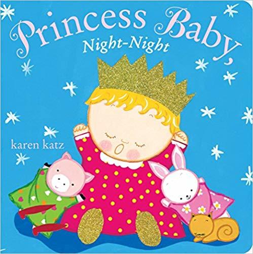 Princess Baby, Night-Night book