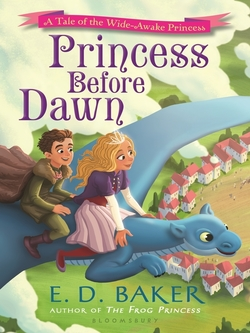 Princess Before Dawn book