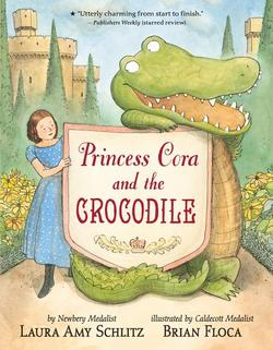 Princess Cora and the Crocodile book