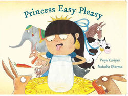 Princess Easy Pleasy book