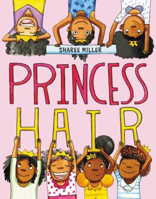 Princess Hair book