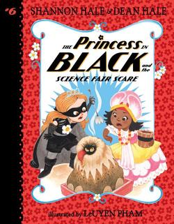Princess in Black and the Science Fair Scare book