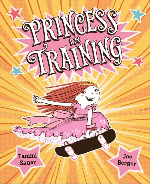 Princess in Training book