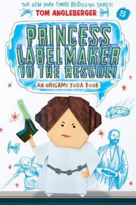 Princess Labelmaker to the Rescue!  book