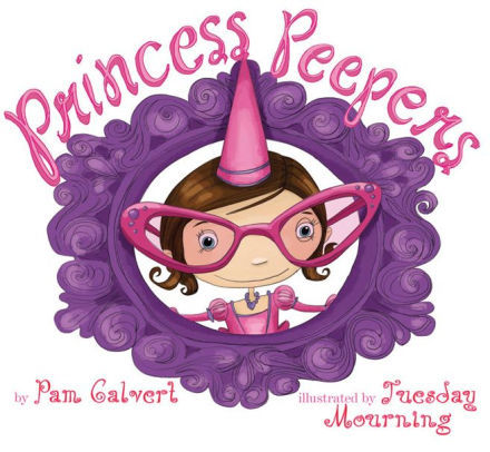 Princess Peepers book