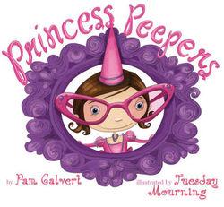 Princess Peepers book