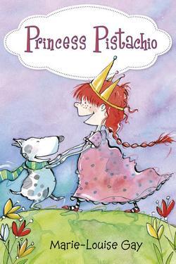 Princess Pistachio book