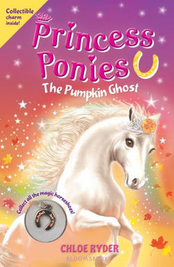Princess Ponies 10: The Pumpkin Ghost book