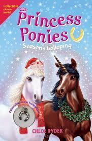 Princess Ponies 11: Season's Galloping book