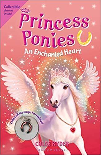 Princess Ponies 12: An Enchanted Heart book