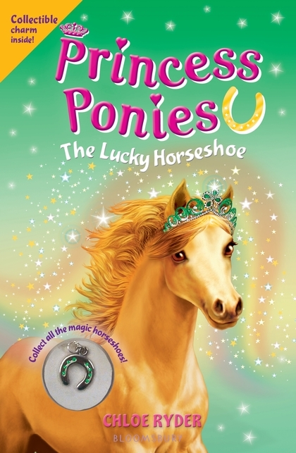 Princess Ponies 9: The Lucky Horseshoe book