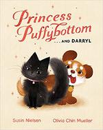 Princess Puffybottom . . . and Darryl book
