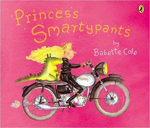 Princess Smartypants book