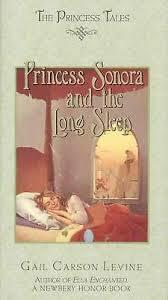 Princess Sonora and the Long Sleep book