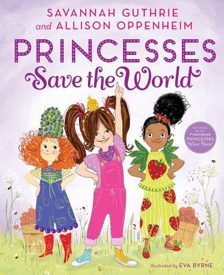 Princesses Save the World book