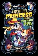 Private Eye Princess and the Emerald Pea book