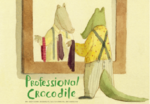 Professional Crocodile book