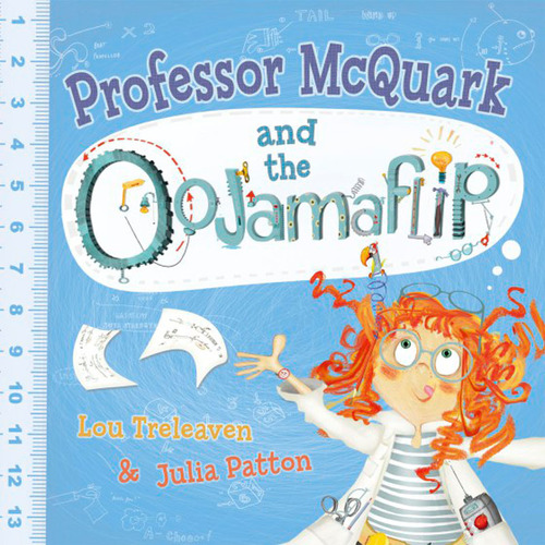 Professor McQuark and the Oojamaflip book