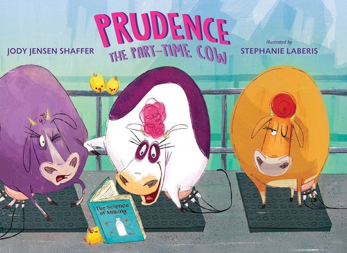 Prudence the Part-Time Cow book