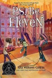 P.S. Be Eleven book