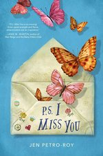 P.S. I Miss You book