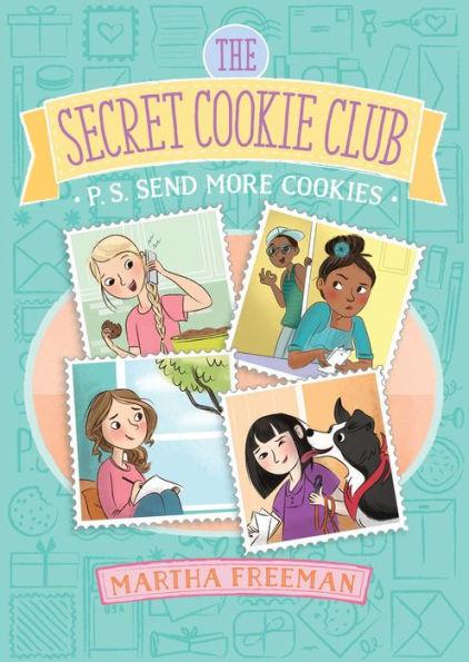 P.S. Send More Cookies book