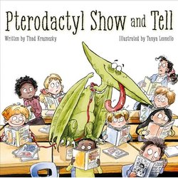 Pterodactyl Show and Tell book