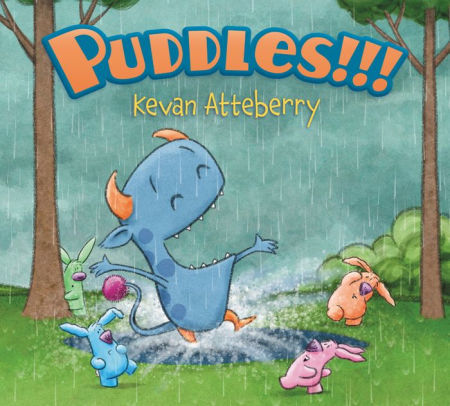Puddles!!! book