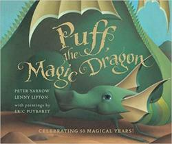 Puff, the Magic Dragon book
