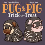 Pug & Pig Trick-or-Treat book