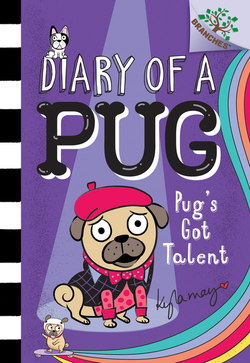 Pug's Got Talent book