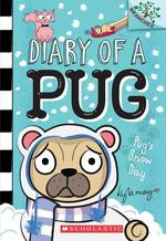 Pug's Snow Day book