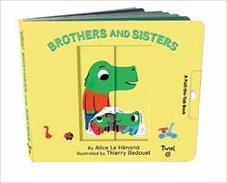 Pull and Play Books: Brothers and Sisters book