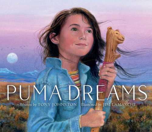 Puma Dreams book