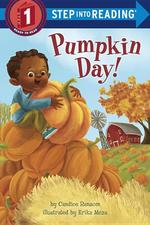 Pumpkin Day! book