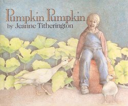 Pumpkin Pumpkin book