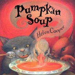 Pumpkin Soup book