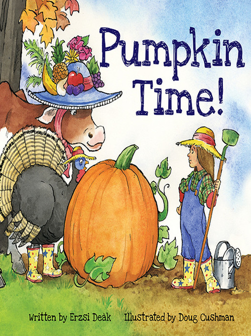 Pumpkin Time! book