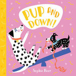 Pup and Down! book