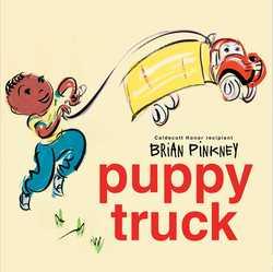 Puppy Truck book