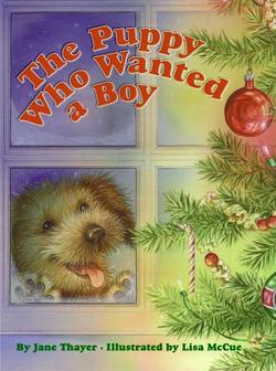 Puppy Who Wanted a Boy book
