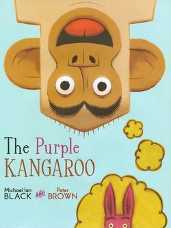 Purple Kangaroo book