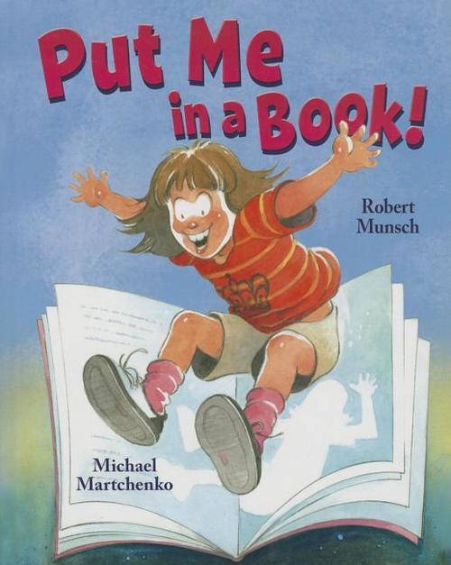 Put Me in a Book! book