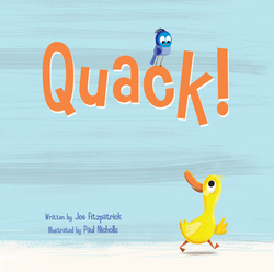 Quack! book
