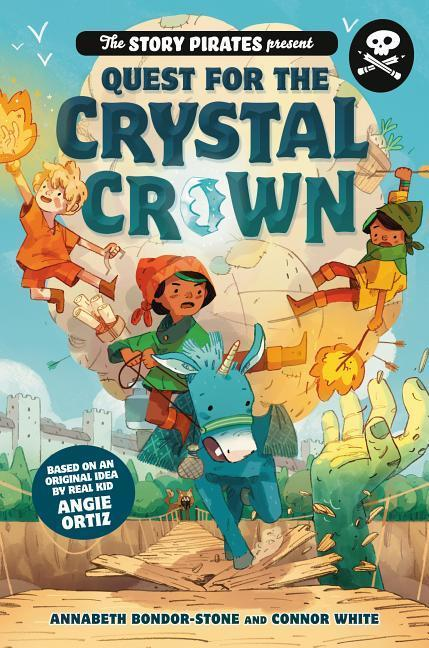 Quest for the Crystal Crown book