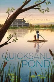 Quicksand Pond book