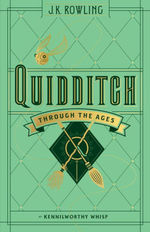 Quidditch Through the Ages book