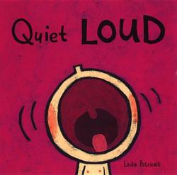 Quiet Loud book