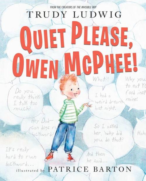 Quiet Please, Owen McPhee book