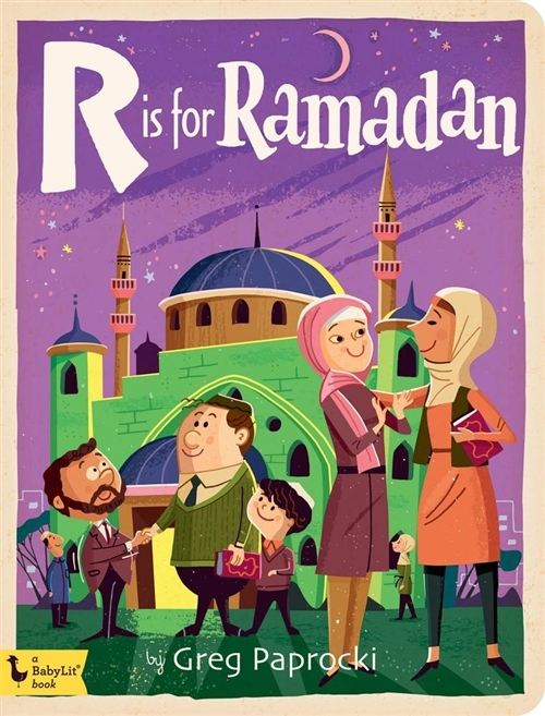 R Is for Ramadan book